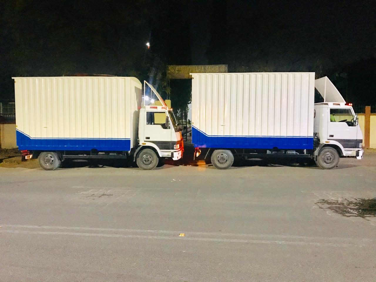 Closed Container For Local Shifting In Pune